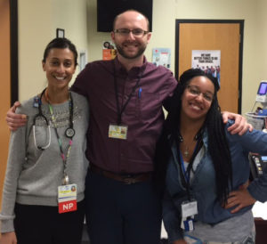 Staff: Torri Webb, Josh Stetson, and Preeti Mehta